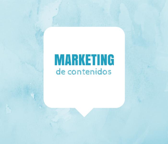 MARKETING DE CONTENIDOS medios y redes