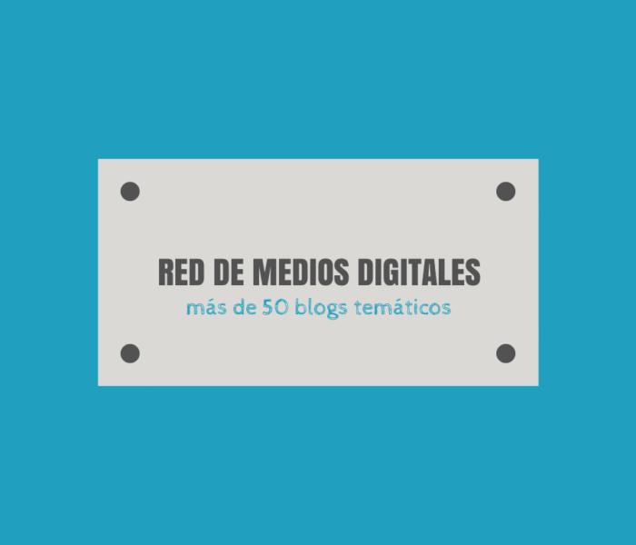 medios y redes - red de medios digitales