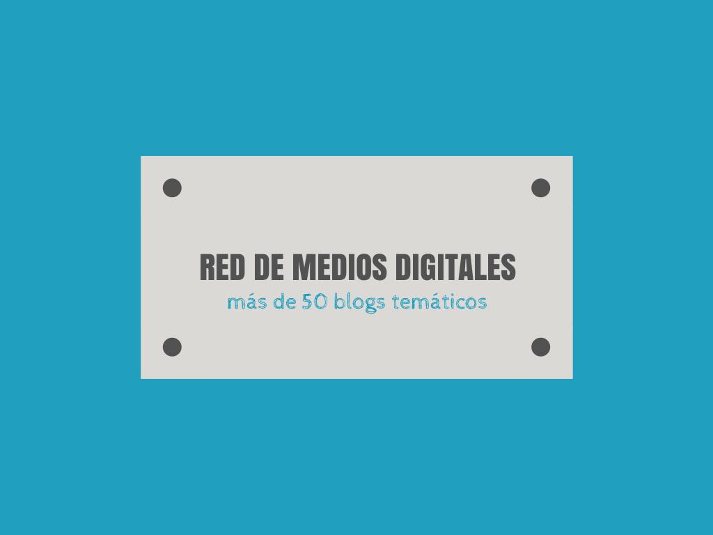 red de medios digitales