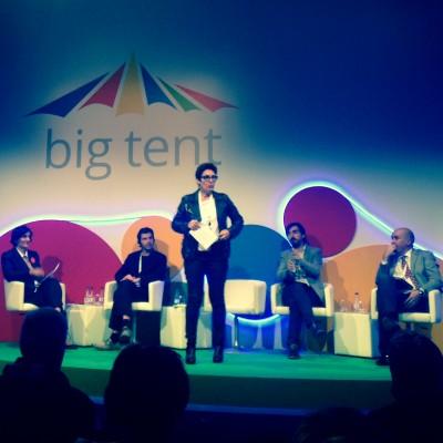 Big Tent Madrid 2014: el futuro del periodismo y los medios digitales en España