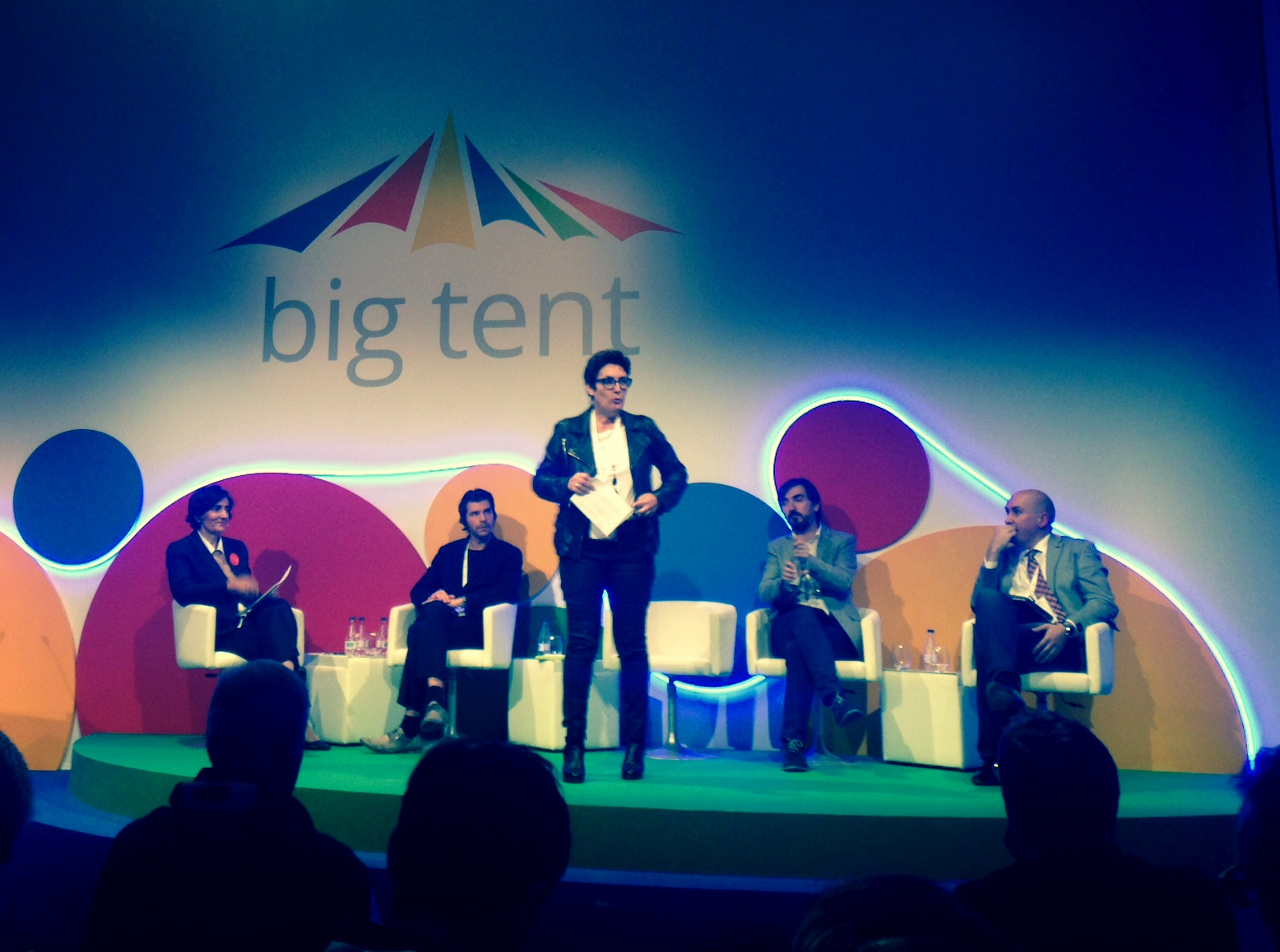 big tent 2014 madrid